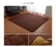 キルトラグカーペット 絨毯 先染め 洗える 厚さ10mm ラグマット おしゃれ かわいい リビング ダイニング センターラグ 省エネ 【送料無料】
