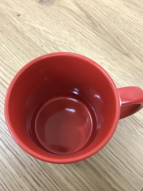 ベタのマグカップ