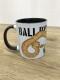 ボールパイソン(親)のマグカップ