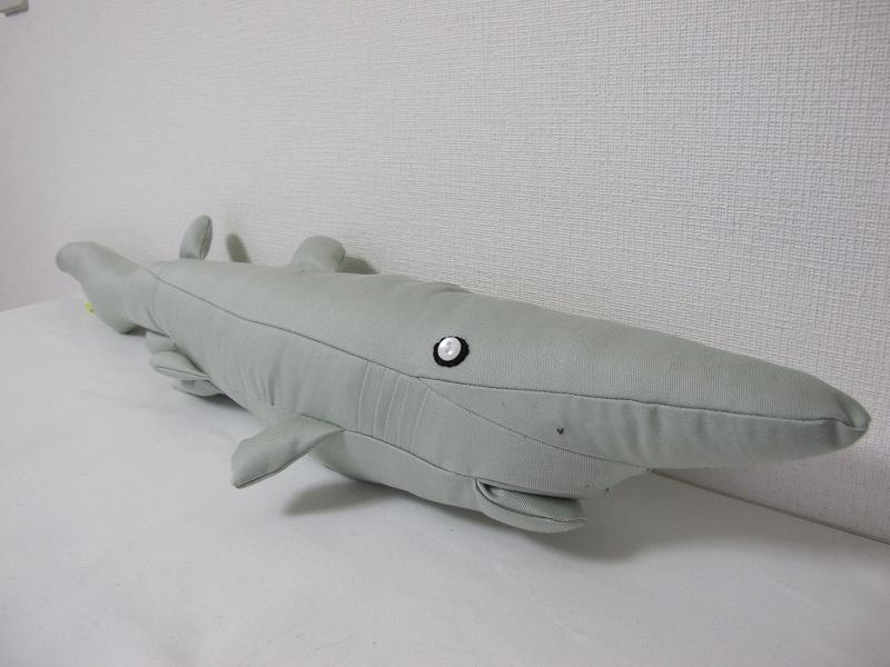 ミツクリザメ(ぬいぐるみ)