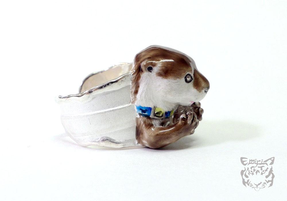 【いきもーる限定販売】氷を貰ったヤマトリング