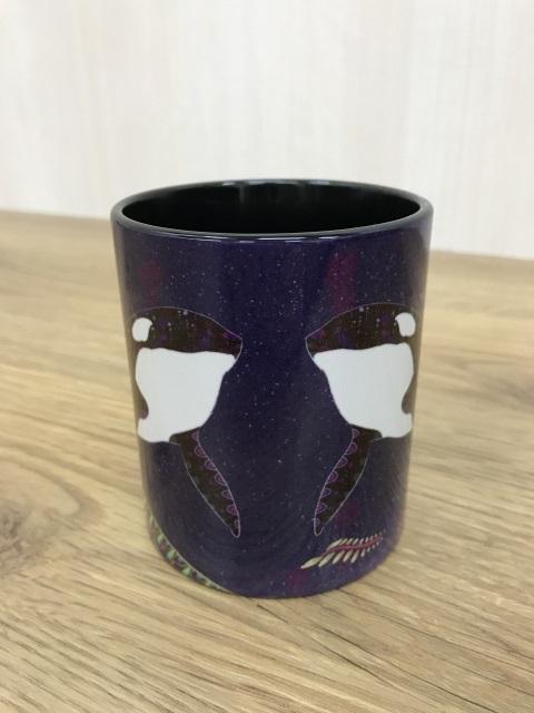 シャチのマグカップ