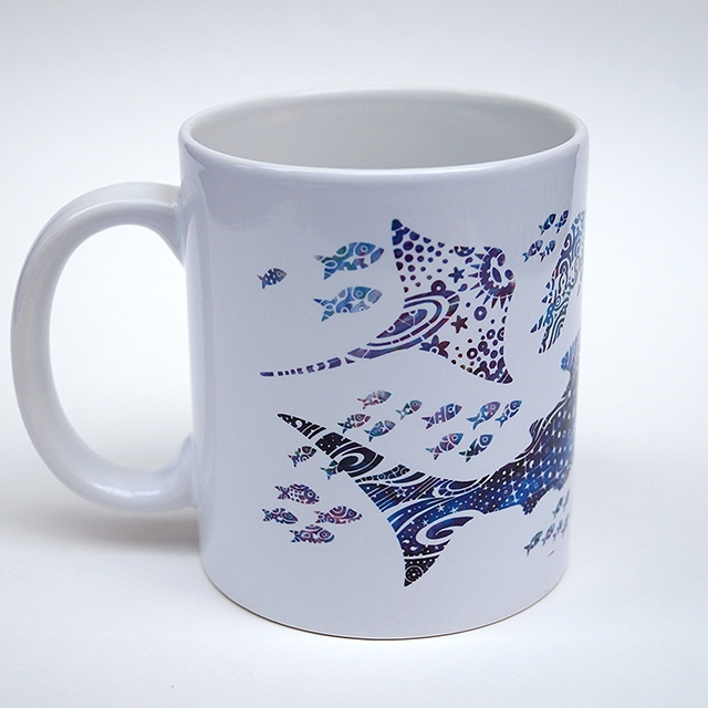 [ジンベエ]マグカップ