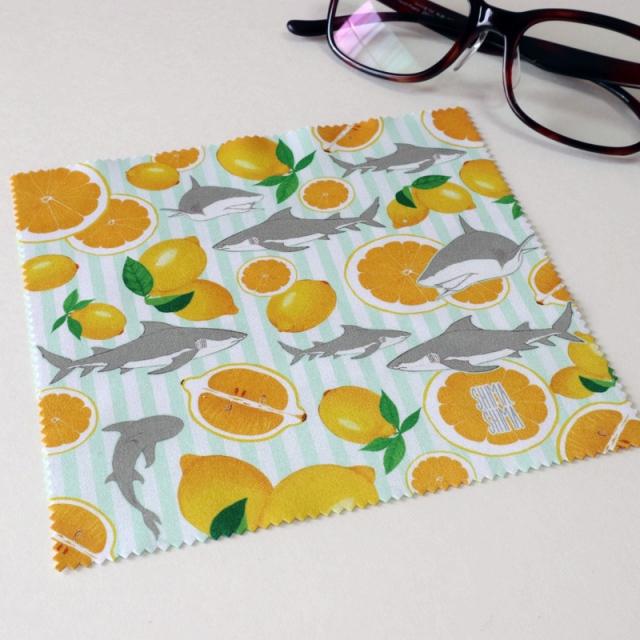 レモン!レモン!レモンザメクリーニングクロス