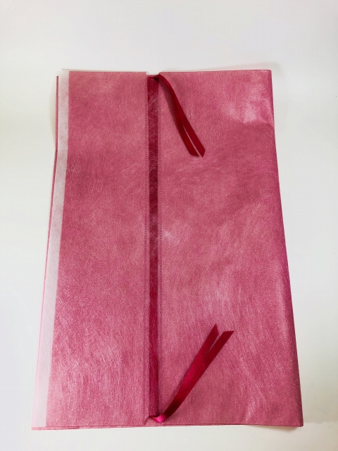 ギフトラッピング袋(婚姻届用):610×450(mm)