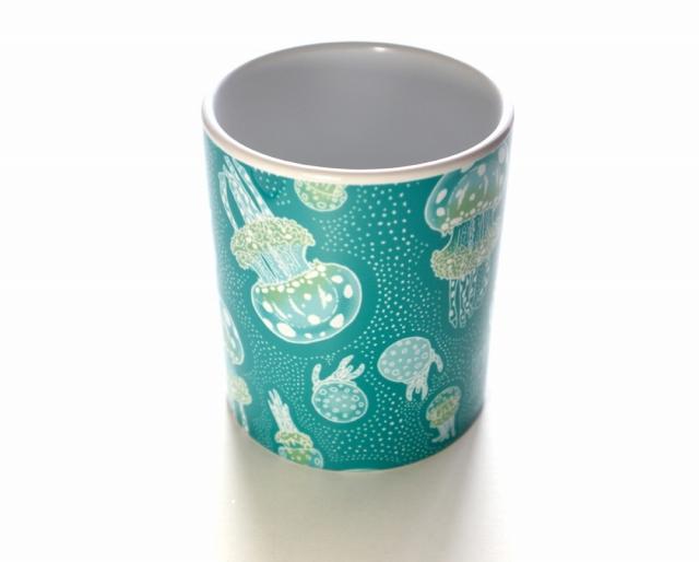 ジェリーフィッシュマグカップ