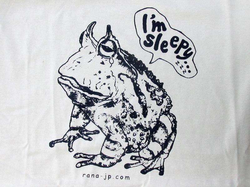 Tシャツ(Sleepy)