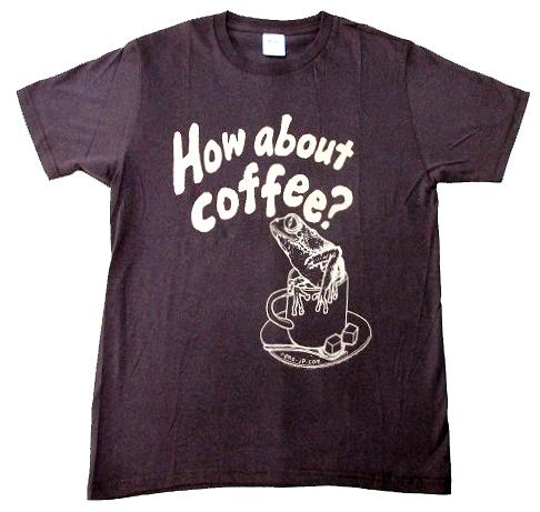 Tシャツ(Coffee)