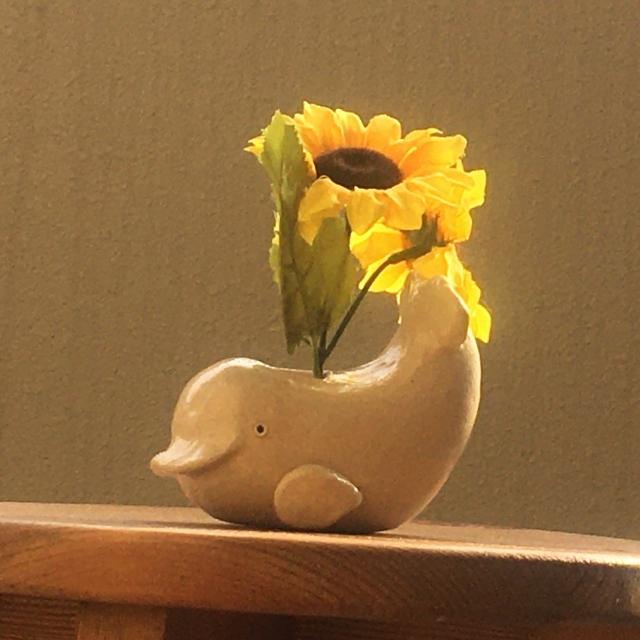 ベルーガ花器