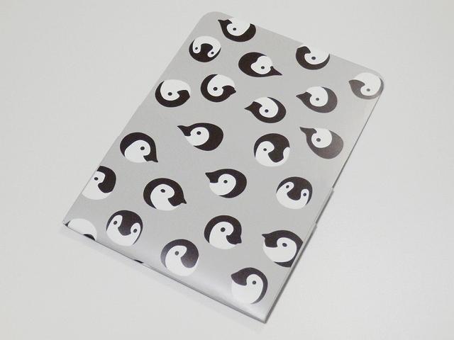 ペーパーカードケース ペンギン