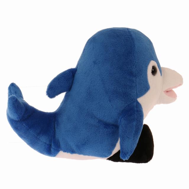 【しながわ水族館オリジナル】しなフィンぬいぐるみ