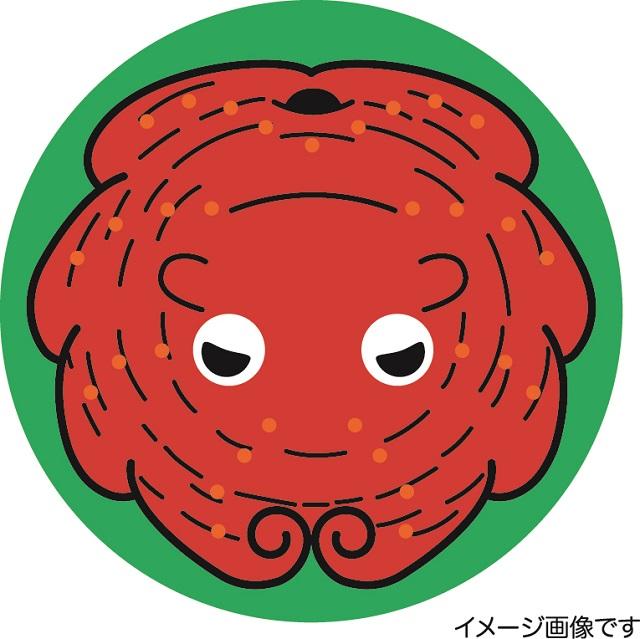 メンダコのステッカー(全5色)