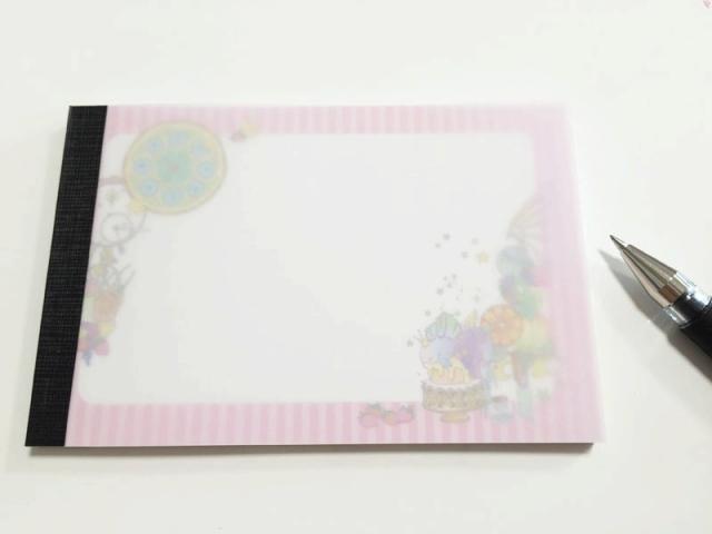 夢をみる金魚のメモ帳