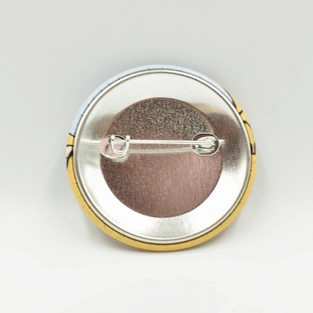 ウーパーちゃん缶バッジ44mm(エジプト)