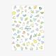 クリアファイルA5(TORI NO SHIGUSA / パターン)