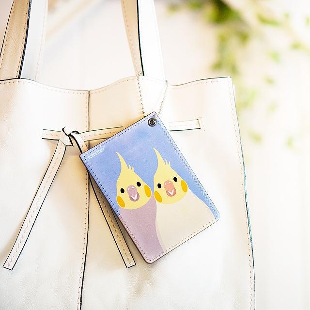 SMILE BIRD パスケース
