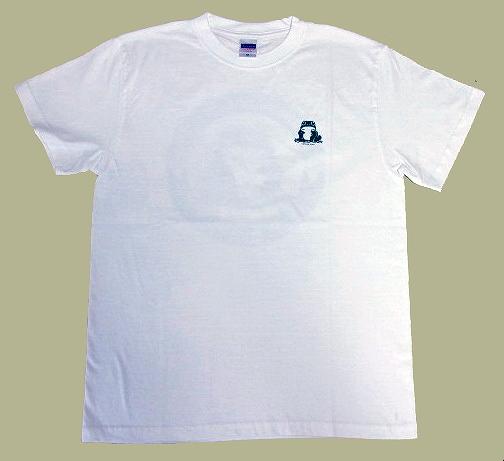 Tシャツ(Logo白)