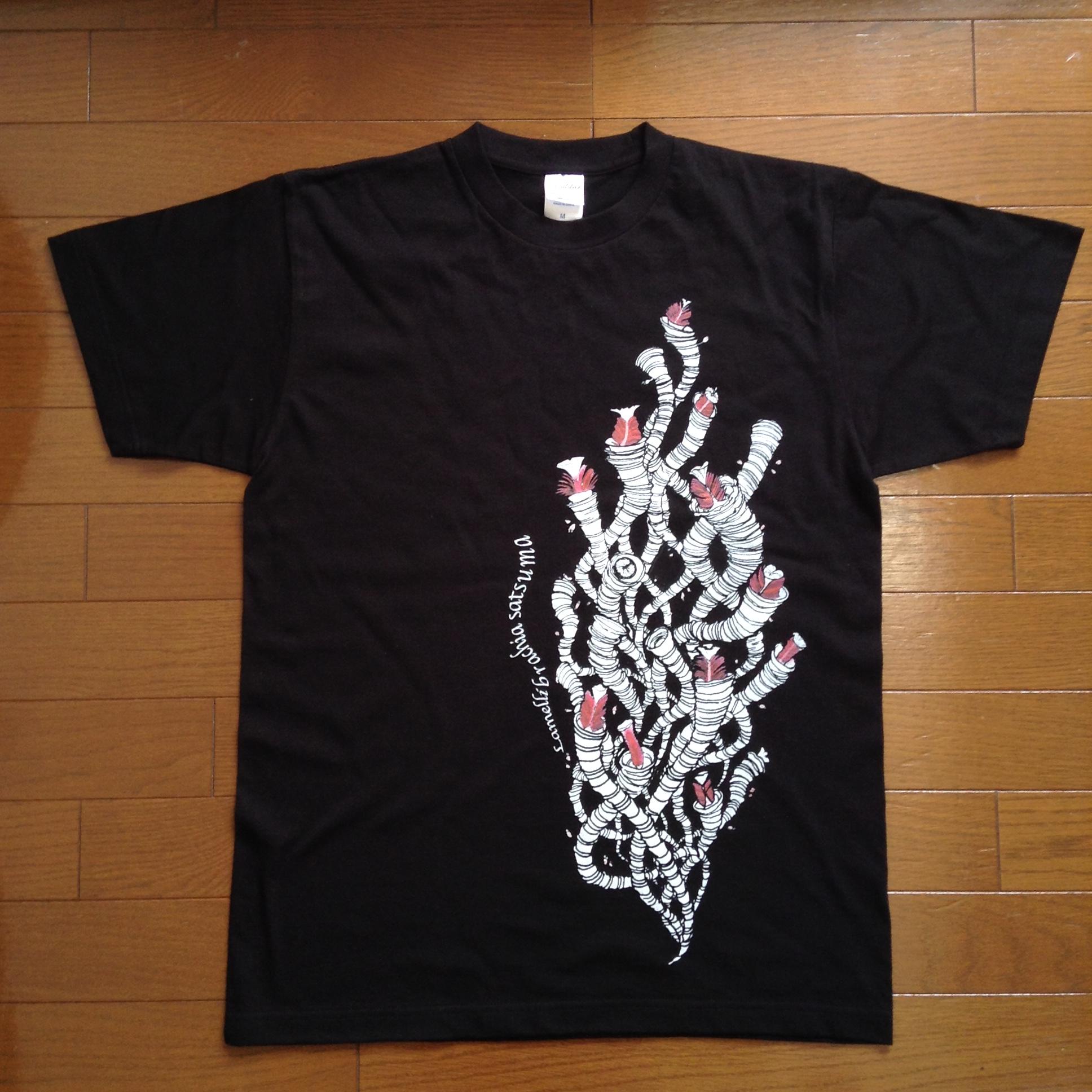 サツマハオリムシTシャツ