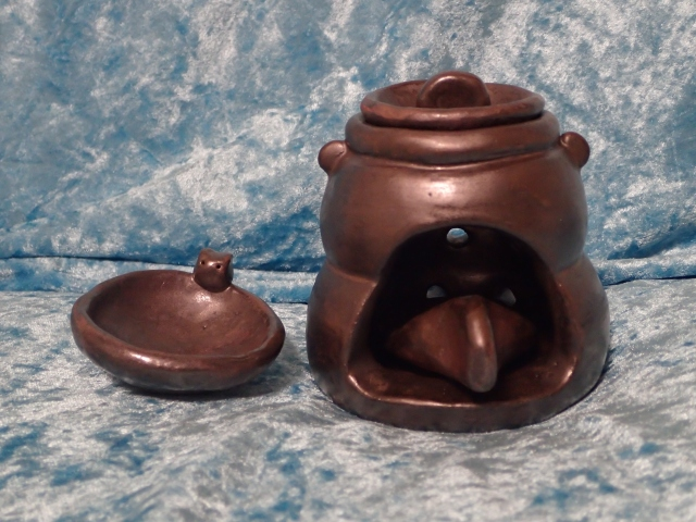 メンダコ茶香炉(ちゃこうろ)