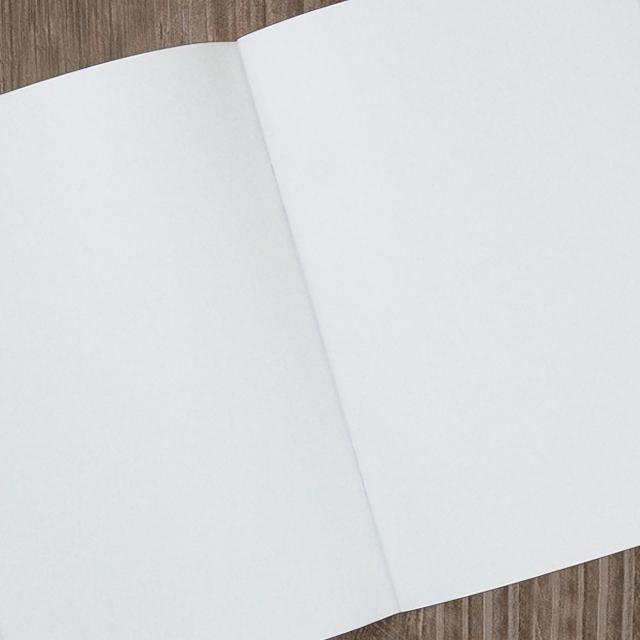 再生紙ノート シカ