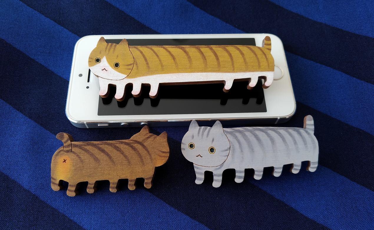 【いきもーる限定販売】パノラマ猫Siri キジ