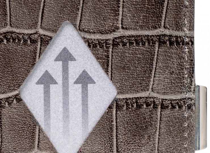 EXENTRI WALLET (エキセントリ ウォレット)カイマングレー EXD 106
