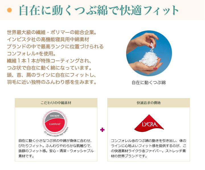 送料無料!【日本製】ASMOT ノーストレスピロー