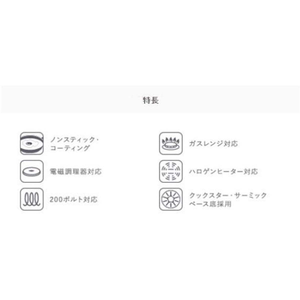 【Fissler】 フライパン 26cm アダマント クラシック  157-304-26-100 フィスラー