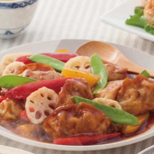 生餃子(8個入)