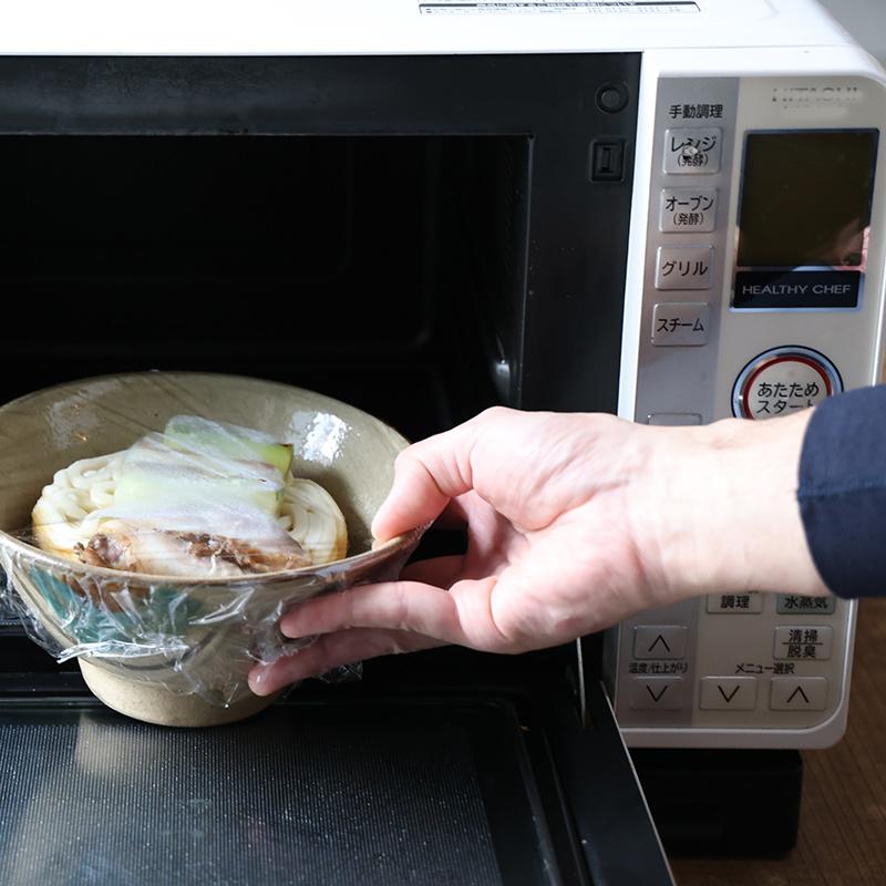 合鴨のすき焼きうどん(1人前)【冷凍 賞味期限60日】