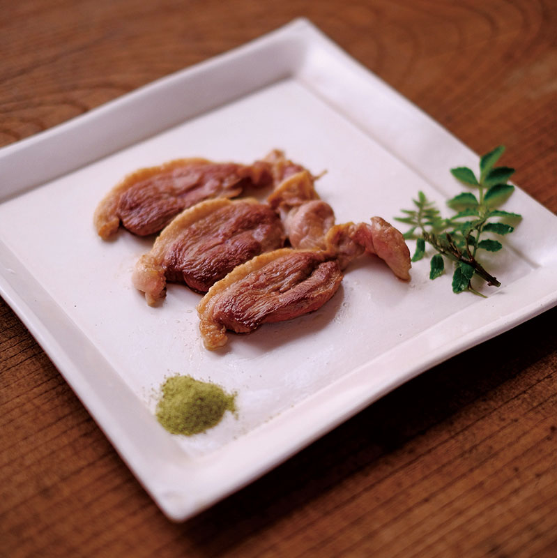ステーキ鴨【冷蔵 賞味期限5日】