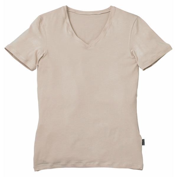 ワコール wacoal ブロス BROSメール便発送可 GL5000 Vネック 半袖 シャツ (男性用/メンズ) MLサイズ