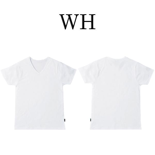 ワコール wacoal ブロス BROSメール便発送可 GL7240 Vネック 半袖 シャツ (男性用/メンズ) LLサイズ
