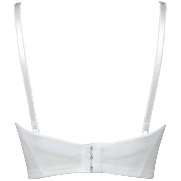 ワコール/wacoal ブライダル/bridal BUA471 ミドリフタイプ 1/2カップブラ DEカップ