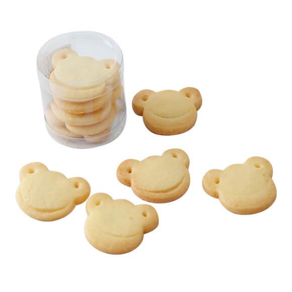 カエルクッキー(5枚入り)