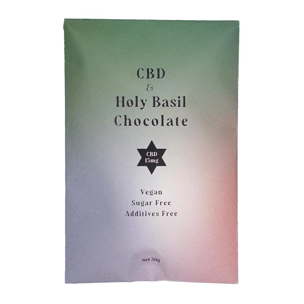 CBDチョコレート Holy Basil CBD15mg