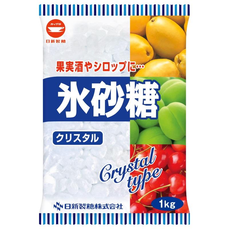 氷砂糖クリスタル (1kg)