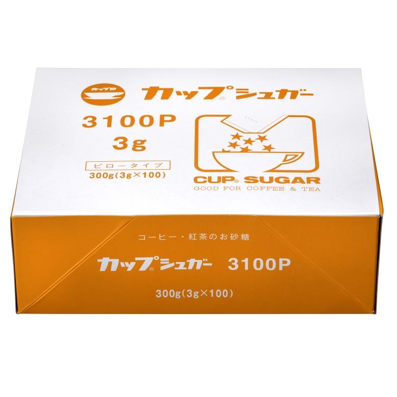 カップシュガー3100P(3g×100袋)