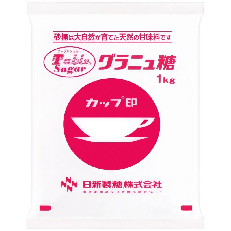 グラニュ糖 (1kg)