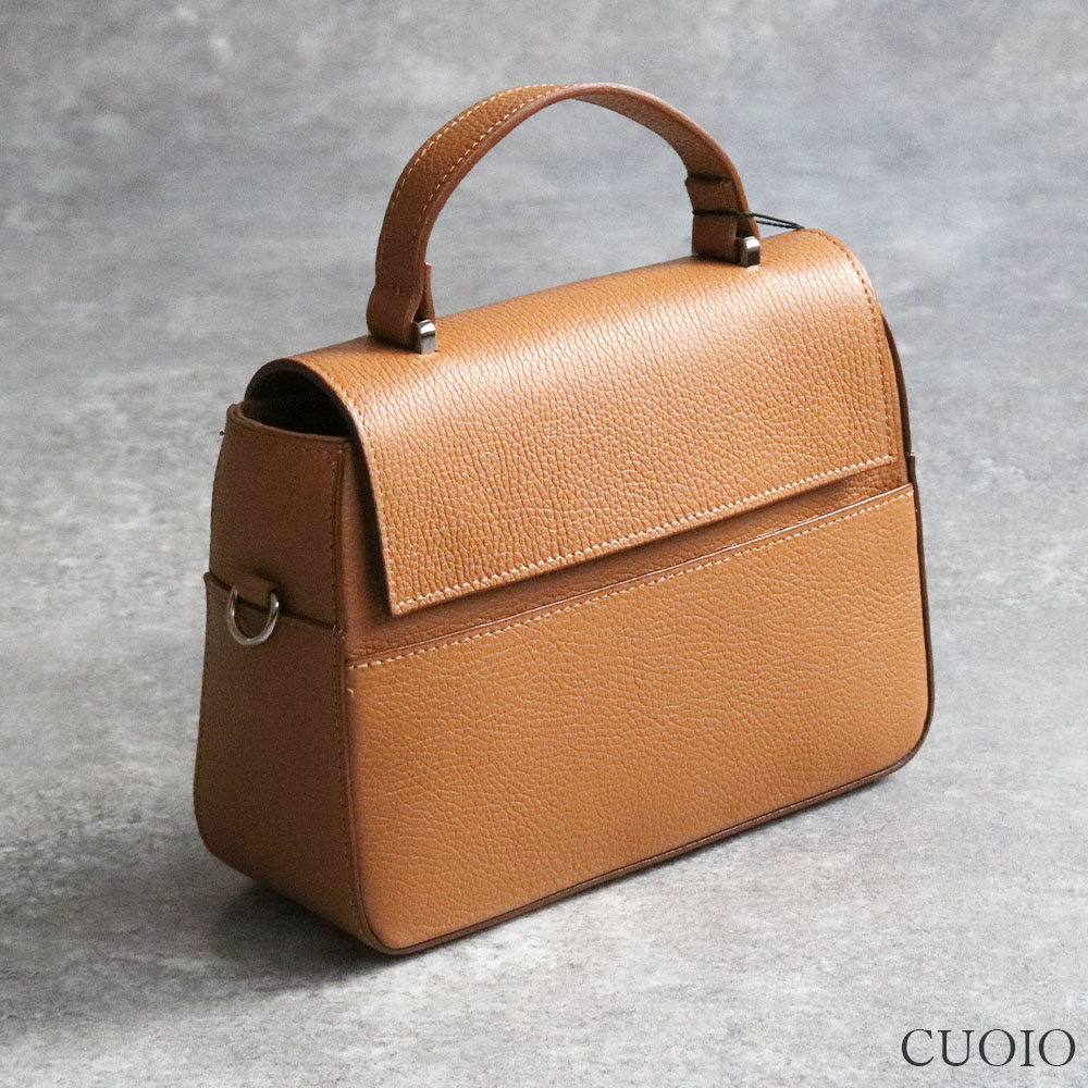 [Sale]andrea cardone 1498 [Italy] 2way ハンドバッグ Made in italy