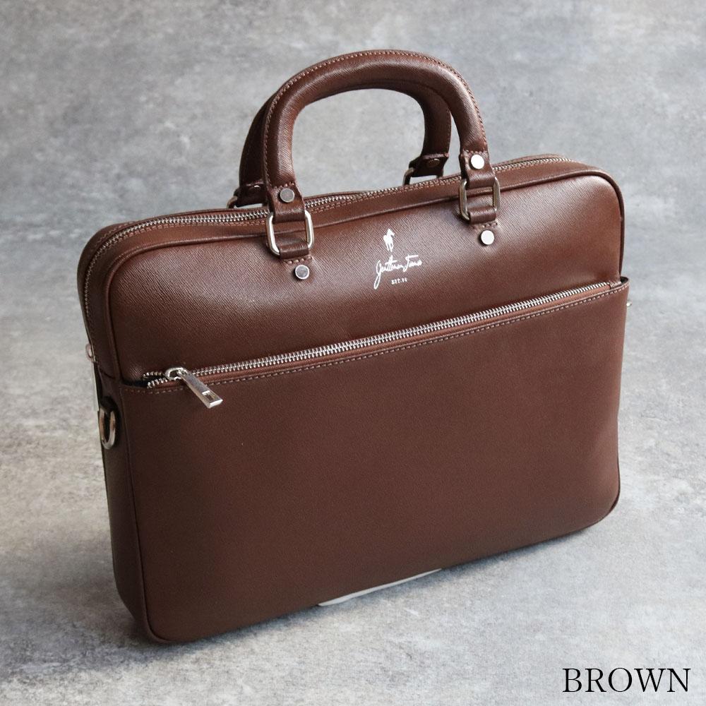 GENTLEMAN FARMER BH100 Leather men's bag [Italy] ブリーフケース 2way