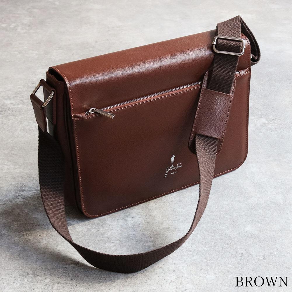 GENTLEMAN FARMER BM100 Leather men's bag [Italy] ショルダーバッグ