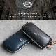 【完全オリジナル】 OROBIANCO DASERA-RI-G SAFFIANO 並行輸入品 [イタリア製] クラッチバッグ