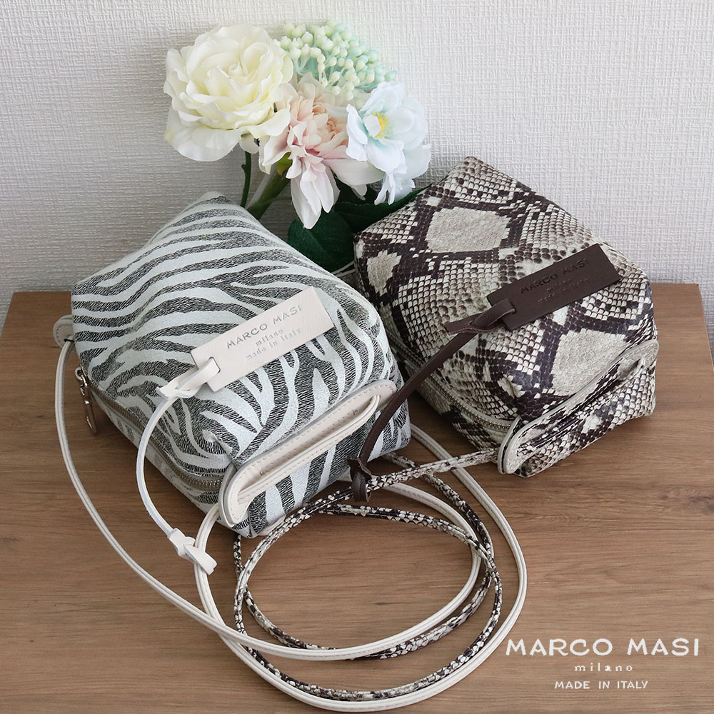 MARCO MASI MILANO 3083 並行輸入品 [イタリア製] ショルダーバッグ