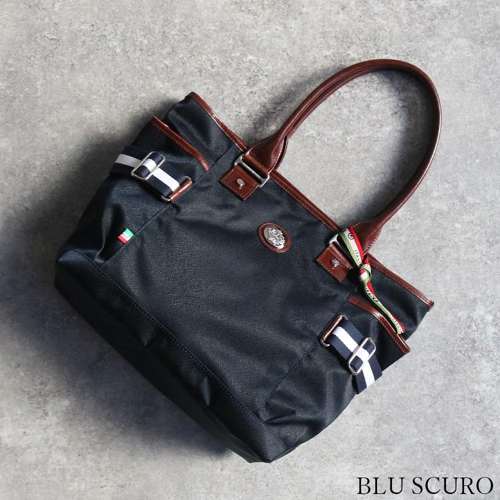 OROBIANCO GRYDA-C TRISSA OLI-ZEUS [イタリア製] トートバッグ
