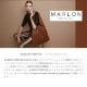 MARLON BS0585 BORSA ART NUVOKA SNAKE [イタリア製] ハンドバッグ [2way] 2Color