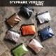 [8Color]STEPHANE VERDINO LIGHT POCHETTE-M [フランス製] ポーチ-M