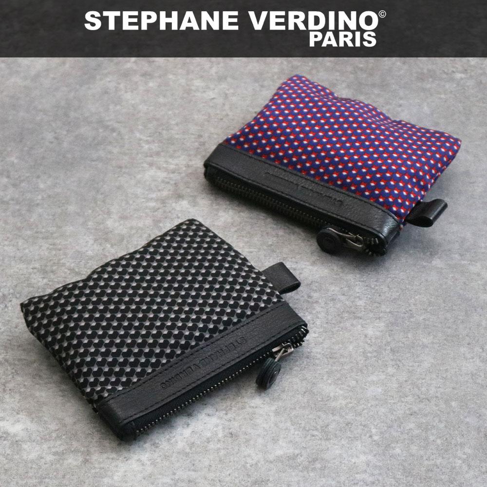 STEPHANE VERDINO MICRO HEXAGONE POCHETTE-S [フランス製] ポーチS