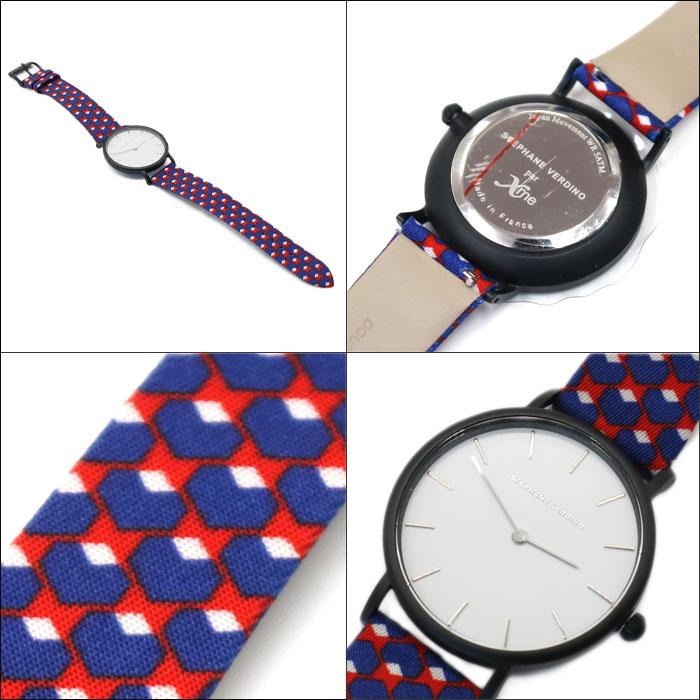 STEPHANE VERDINO Verdiwatch Micro hexagone [フランス製] 腕時計