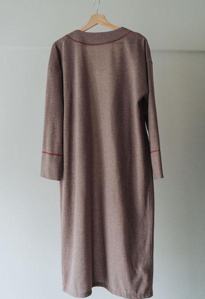 Knit Goun Cardigan